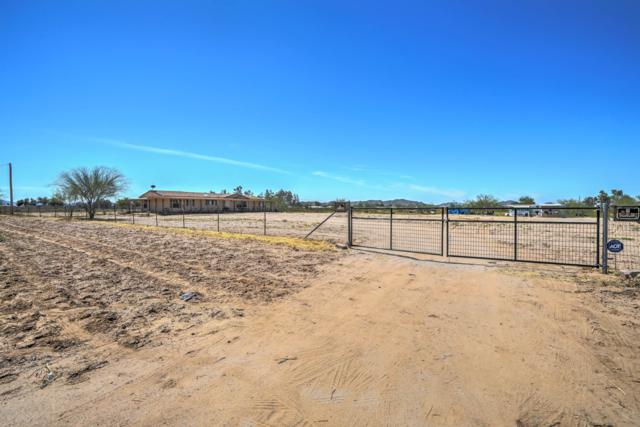 11490 N Ralston Road, Maricopa, AZ 85139 (MLS #5901765) :: Revelation Real Estate