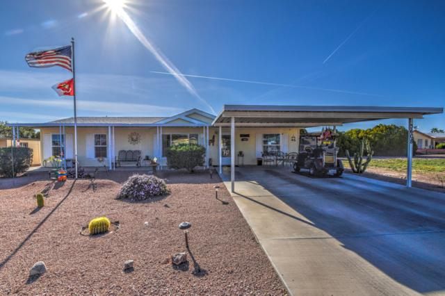 3608 N Minnesota Avenue, Florence, AZ 85132 (MLS #5901790) :: Yost Realty Group at RE/MAX Casa Grande