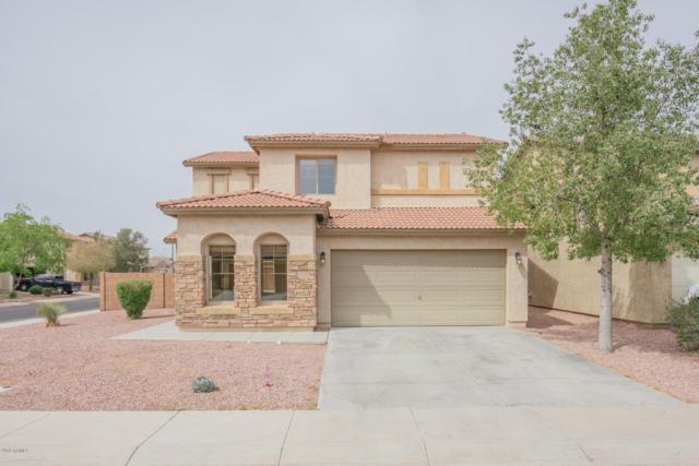 7504 S Skylark Lane, Buckeye, AZ 85326 (MLS #5901906) :: RE/MAX Excalibur