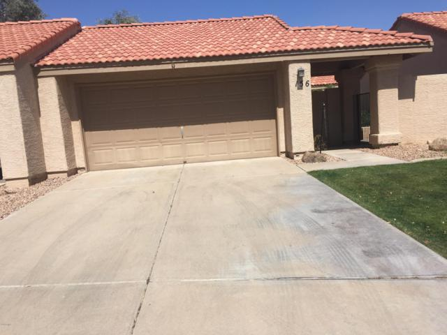 945 N Pasadena #156, Mesa, AZ 85201 (MLS #5902079) :: Brett Tanner Home Selling Team