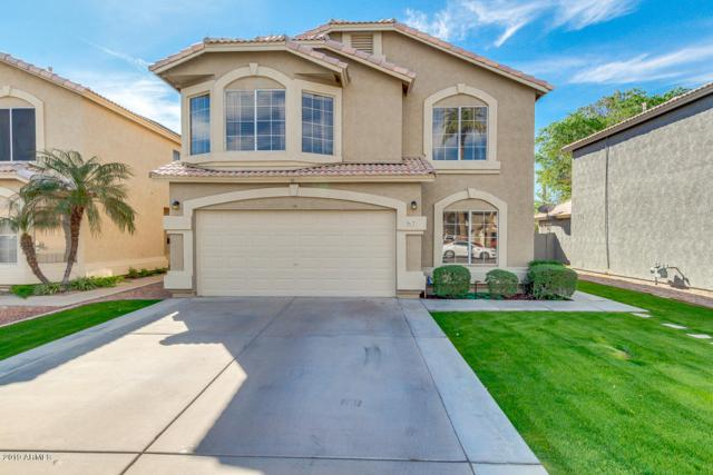917 E Elgin Street, Chandler, AZ 85225 (MLS #5902212) :: Yost Realty Group at RE/MAX Casa Grande