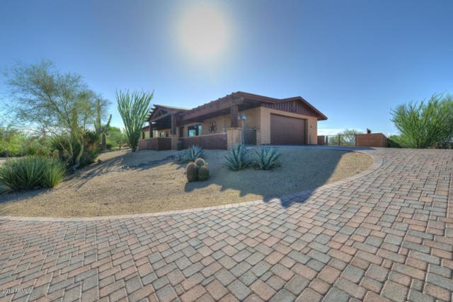8929 E Lazywood Place, Carefree, AZ 85377 (MLS #5902359) :: Occasio Realty