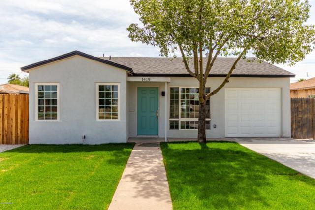 1419 E Palm Lane, Phoenix, AZ 85006 (MLS #5902492) :: Arizona 1 Real Estate Team