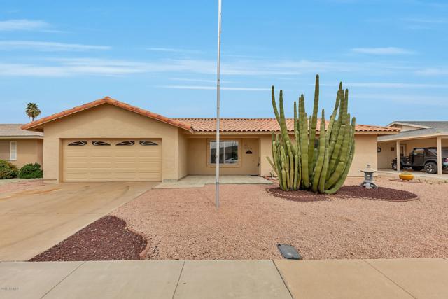 834 Leisure World, Mesa, AZ 85206 (MLS #5902506) :: Riddle Realty
