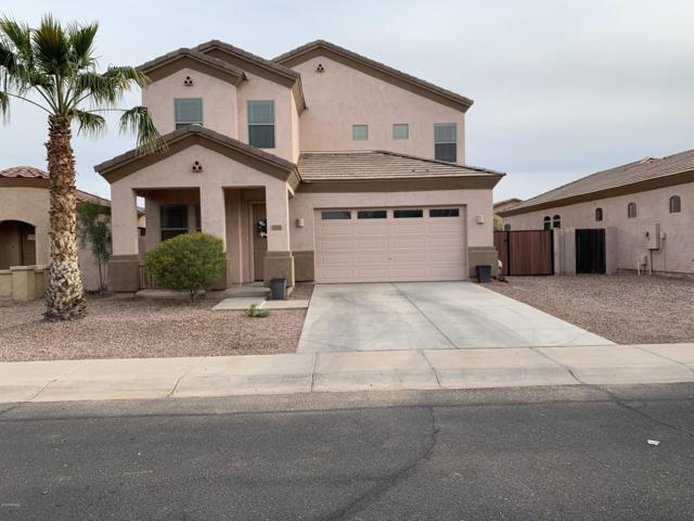 25273 W Parkside Lane N, Buckeye, AZ 85326 (MLS #5902587) :: RE/MAX Excalibur