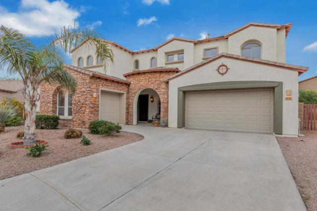 932 E Benrich Drive, Gilbert, AZ 85295 (MLS #5902596) :: Occasio Realty