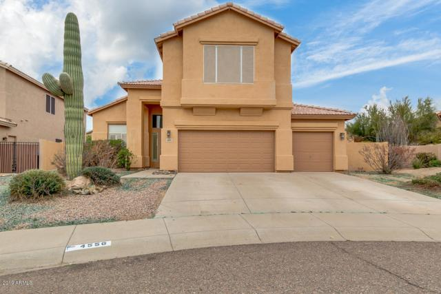 4556 Madre Del Oro Drive, Cave Creek, AZ 85331 (MLS #5902663) :: The Daniel Montez Real Estate Group