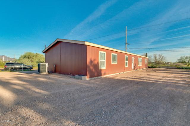 1438 W Superstition Boulevard, Apache Junction, AZ 85120 (MLS #5902834) :: Yost Realty Group at RE/MAX Casa Grande
