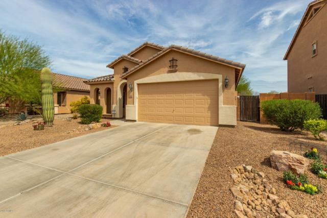 1944 N Hubbard Lane, Casa Grande, AZ 85122 (MLS #5902869) :: Devor Real Estate Associates