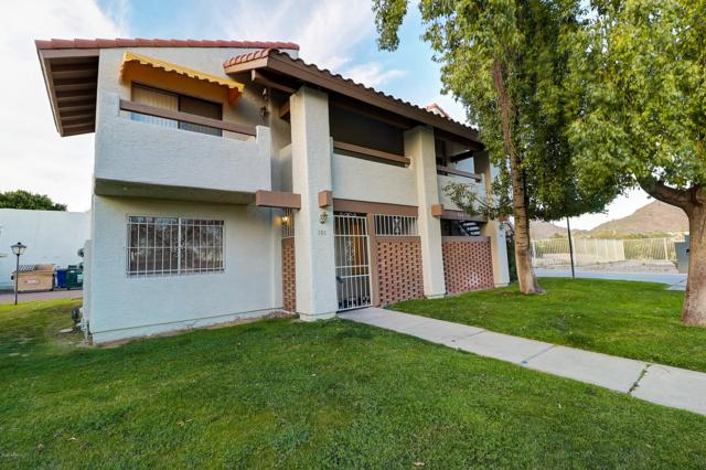 814 E Lawrence Lane #101, Phoenix, AZ 85020 (MLS #5902967) :: The Wehner Group