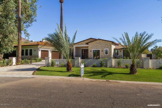 4635 N Launfal Avenue, Phoenix, AZ 85018 (MLS #5903142) :: Yost Realty Group at RE/MAX Casa Grande