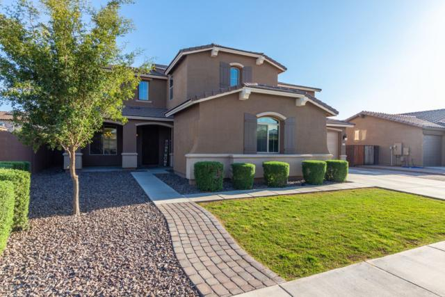1217 W Fever Tree Avenue, San Tan Valley, AZ 85140 (MLS #5903203) :: Yost Realty Group at RE/MAX Casa Grande