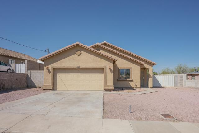 520 E Randy Street, Avondale, AZ 85323 (MLS #5903434) :: The Daniel Montez Real Estate Group