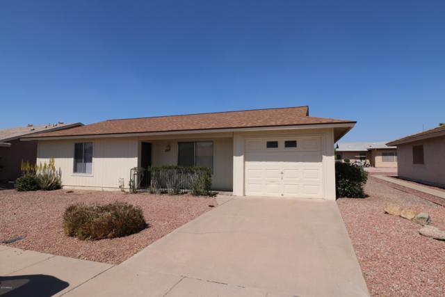 768 Leisure World, Mesa, AZ 85206 (MLS #5903489) :: Yost Realty Group at RE/MAX Casa Grande