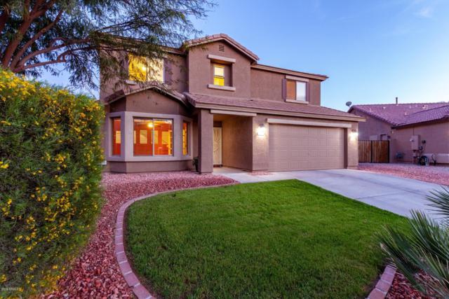 22077 N Kingston Drive, Maricopa, AZ 85138 (MLS #5903614) :: Yost Realty Group at RE/MAX Casa Grande