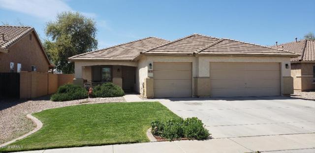 41174 N Vine Avenue, Queen Creek, AZ 85140 (MLS #5903655) :: Yost Realty Group at RE/MAX Casa Grande