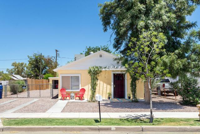 122 W Washington Avenue, Gilbert, AZ 85233 (MLS #5903671) :: RE/MAX Excalibur