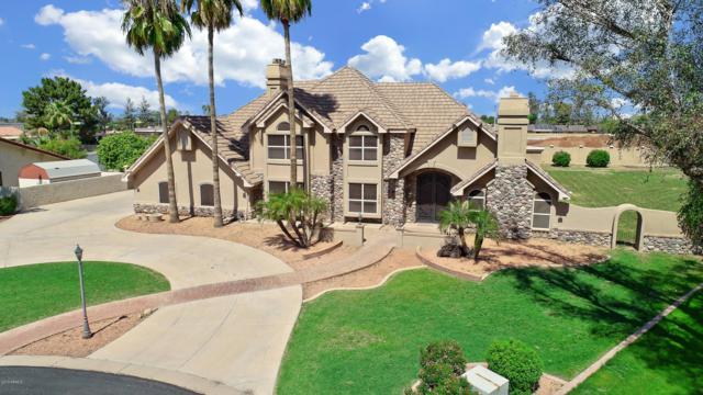 648 E Harwell Road, Gilbert, AZ 85234 (MLS #5903720) :: Brett Tanner Home Selling Team