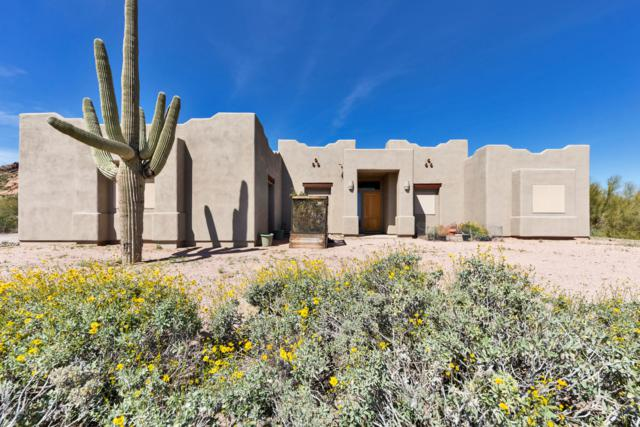 5465 N Winchester Road, Apache Junction, AZ 85119 (MLS #5903723) :: Yost Realty Group at RE/MAX Casa Grande