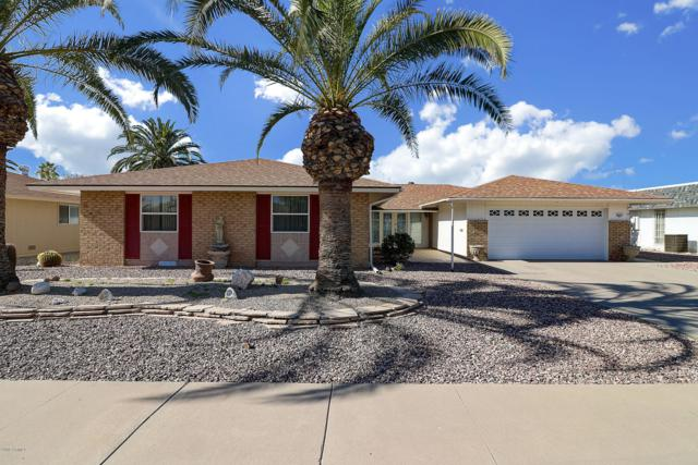9409 W Raintree Drive, Sun City, AZ 85351 (MLS #5903772) :: Devor Real Estate Associates