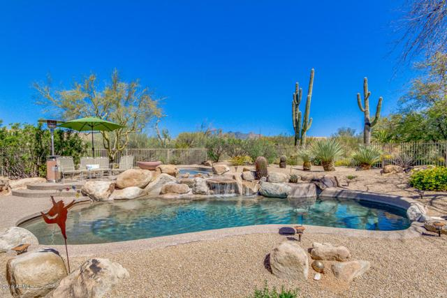 5916 E Rancho Del Oro Court, Cave Creek, AZ 85331 (MLS #5903773) :: Yost Realty Group at RE/MAX Casa Grande