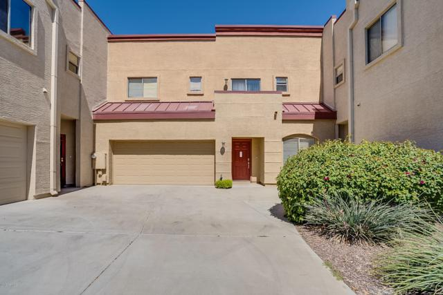 1015 S Val Vista Drive #47, Mesa, AZ 85204 (MLS #5903875) :: Yost Realty Group at RE/MAX Casa Grande