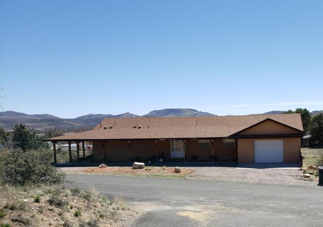 18506 S Country Club Drive, Peeples Valley, AZ 86332 (MLS #5903889) :: The Kenny Klaus Team