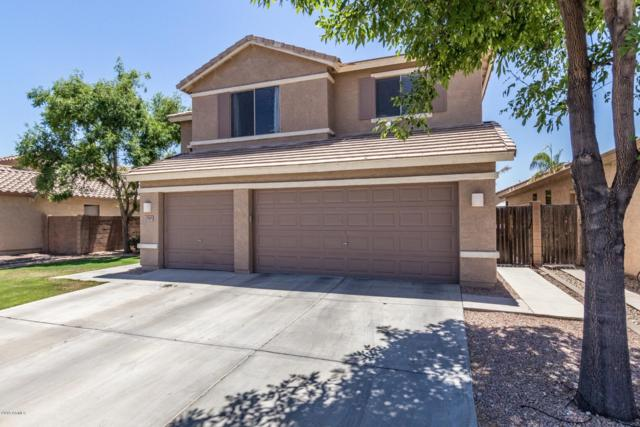 9163 W Melinda Lane, Peoria, AZ 85382 (MLS #5904060) :: Yost Realty Group at RE/MAX Casa Grande