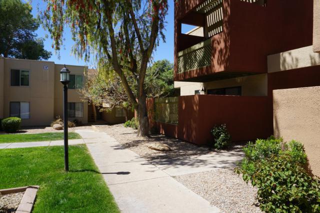 3500 N Hayden Road #1807, Scottsdale, AZ 85251 (MLS #5904164) :: The Wehner Group