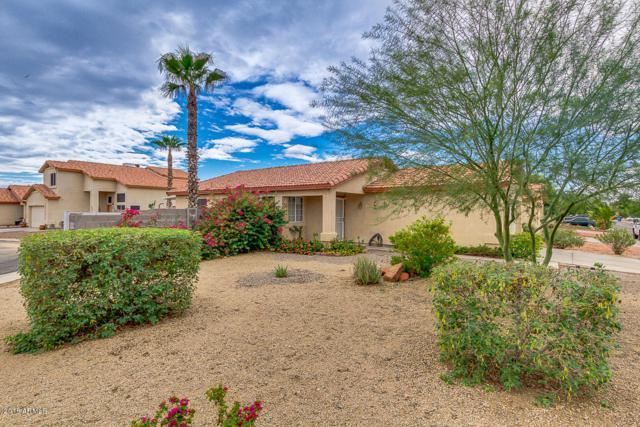 4545 N 67TH Avenue #1205, Phoenix, AZ 85033 (MLS #5904333) :: Yost Realty Group at RE/MAX Casa Grande