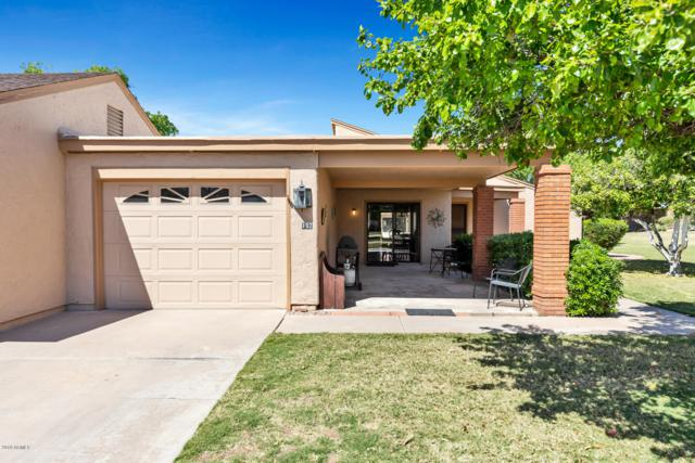 192 Leisure World, Mesa, AZ 85206 (MLS #5904369) :: Yost Realty Group at RE/MAX Casa Grande