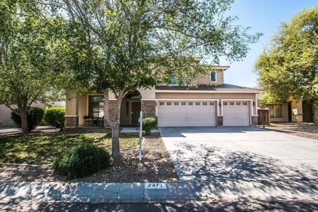 2471 W Sunset Way, Queen Creek, AZ 85142 (MLS #5904616) :: Revelation Real Estate