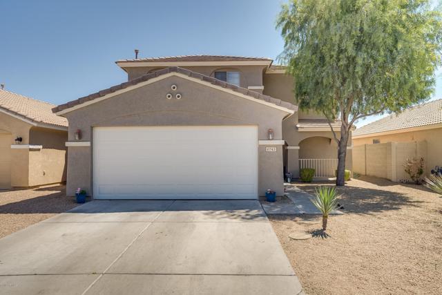 6743 W Desert Lane, Laveen, AZ 85339 (MLS #5904636) :: Yost Realty Group at RE/MAX Casa Grande