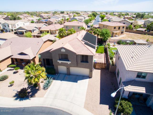 17705 N Madison Road, Maricopa, AZ 85139 (MLS #5904738) :: Yost Realty Group at RE/MAX Casa Grande