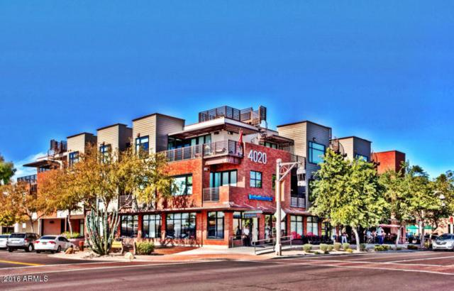 4020 N Scottsdale Road #3008, Scottsdale, AZ 85251 (MLS #5904794) :: The W Group