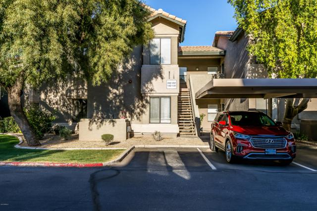 9600 N 96TH Street #142, Scottsdale, AZ 85258 (MLS #5904828) :: The Wehner Group