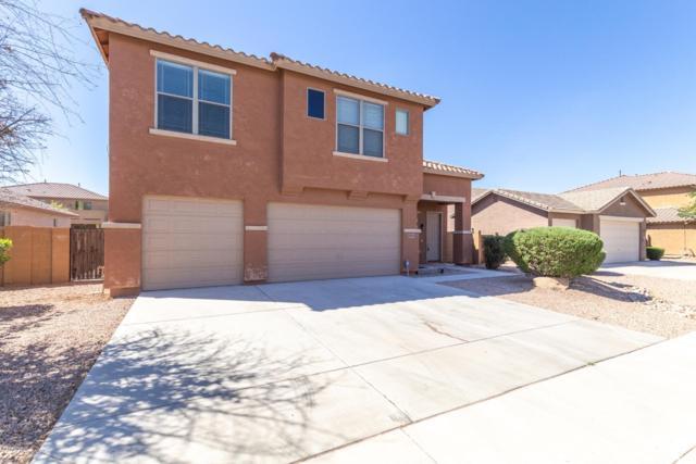 45575 W Keller Drive, Maricopa, AZ 85139 (MLS #5904888) :: Yost Realty Group at RE/MAX Casa Grande