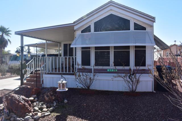 21293 W Granite Ridge Road, Congress, AZ 85332 (MLS #5905249) :: Yost Realty Group at RE/MAX Casa Grande
