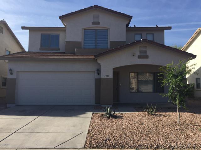 4923 W Glass Lane, Laveen, AZ 85339 (MLS #5905377) :: Yost Realty Group at RE/MAX Casa Grande