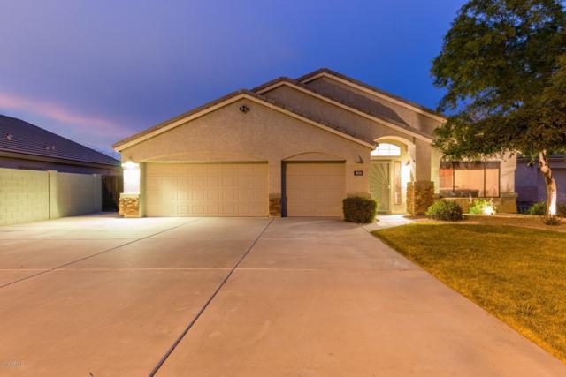 8536 E Pampa Circle, Mesa, AZ 85212 (MLS #5905389) :: Yost Realty Group at RE/MAX Casa Grande