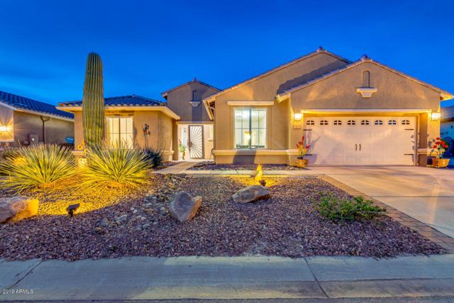 5441 N Pioneer Drive, Eloy, AZ 85131 (MLS #5905420) :: Yost Realty Group at RE/MAX Casa Grande