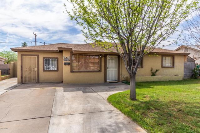 4625 W Clarendon Avenue, Phoenix, AZ 85031 (MLS #5905481) :: Riddle Realty