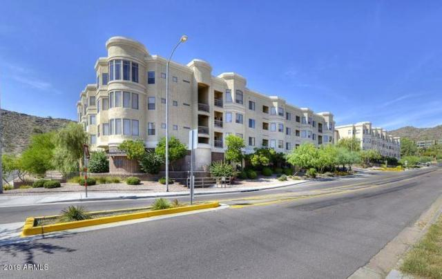 9820 N Central Avenue #124, Phoenix, AZ 85020 (MLS #5905496) :: The Wehner Group