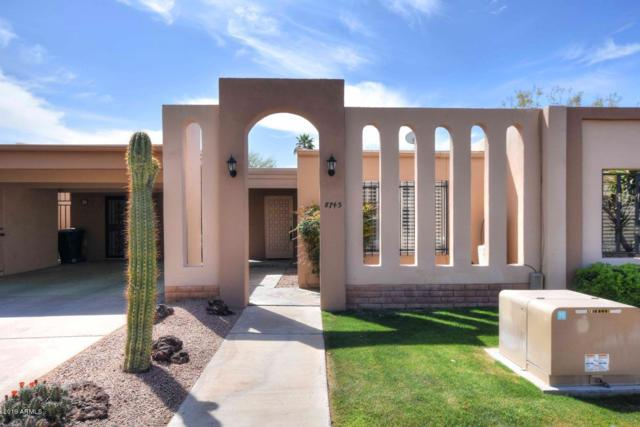 8745 E Via De Viva, Scottsdale, AZ 85258 (MLS #5905525) :: Yost Realty Group at RE/MAX Casa Grande