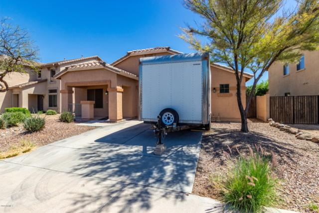21009 N Jocelyn Lane, Maricopa, AZ 85138 (MLS #5905843) :: CC & Co. Real Estate Team