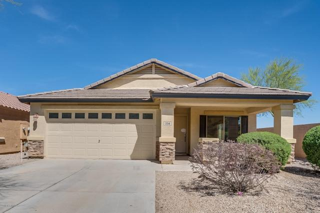 334 W Love Road, San Tan Valley, AZ 85143 (MLS #5905847) :: Yost Realty Group at RE/MAX Casa Grande