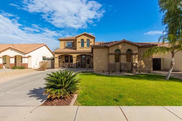 21318 E Alyssa Road, Queen Creek, AZ 85142 (MLS #5905954) :: Riddle Realty