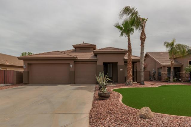 3429 S Loback Lane, Gilbert, AZ 85297 (MLS #5905967) :: Yost Realty Group at RE/MAX Casa Grande