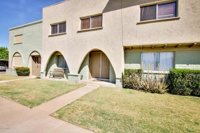 225 N Standage #88, Mesa, AZ 85201 (MLS #5906000) :: The Daniel Montez Real Estate Group