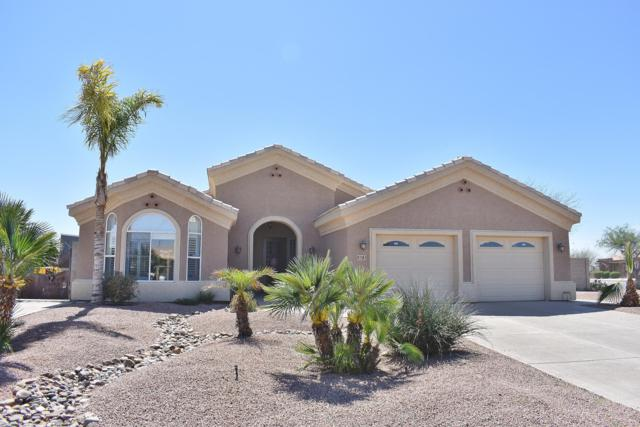 8163 W Santa Cruz Boulevard, Arizona City, AZ 85123 (MLS #5906029) :: CC & Co. Real Estate Team